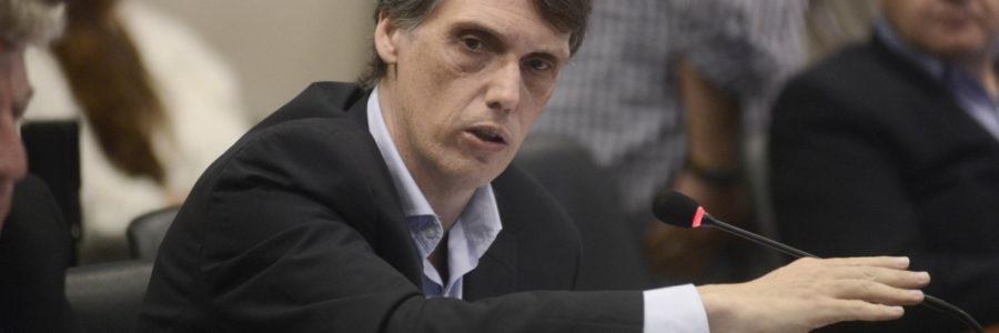 Kosiner: «No me parece que el debate sobre el aborto se lo debemos a Macri»
