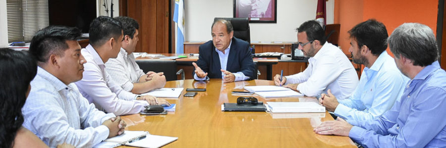 Seguridad Vial y AMT articulan para fortalecer el control del transporte en Salta