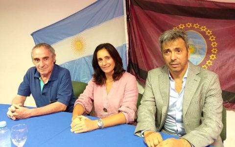 Asumió el nuevo gerente general del hospital Juan Domingo Perón
