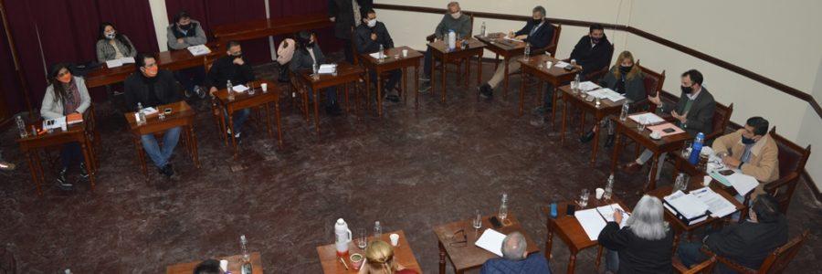 La Ciudad expuso ante el Concejo Deliberante sobre limpieza y tratamiento de residuos urbanos