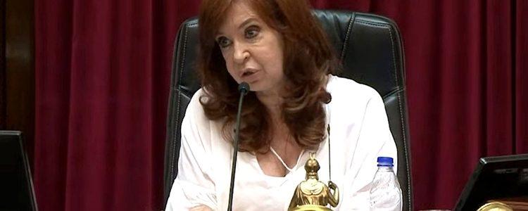 Cristina Kirchner convocó una sesión urgente para quitarle el manejo de las escuchas a la Corte Suprema