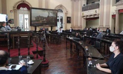 Diputados sesionarán, unos en forma presencial y otros virtual