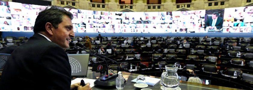 Frente contra todos: vendaval de acusaciones de diputados a los medios y la oposición