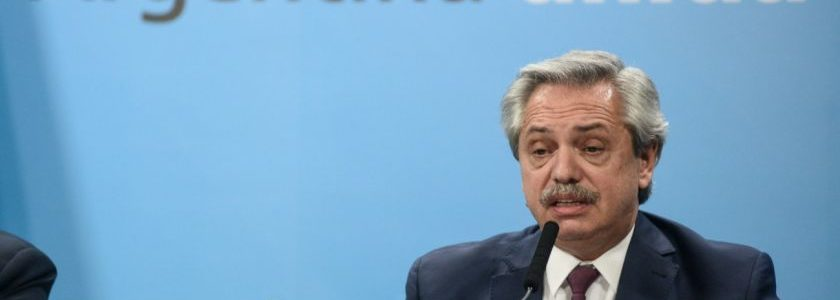 Encuesta: la preocupación por la economía golpea la imagen de Alberto Fernández