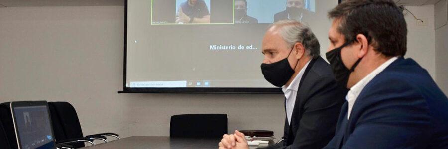 El Gobierno acuerda actividades conjuntas con Grooming Argentina