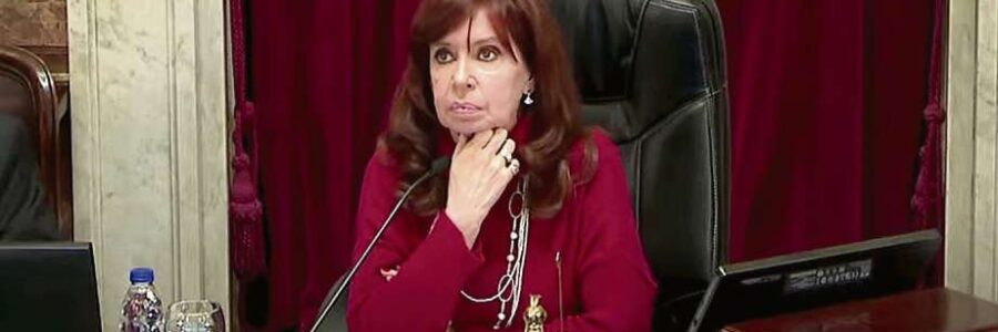 La oposición desafía a Cristina Kirchner y busca bloquear la reforma judicial