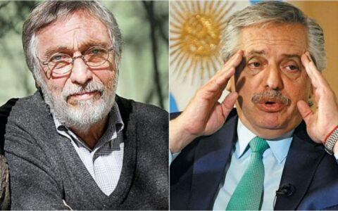 Alberto Fernández cuestionó la marcha que convocó Brandoni: «Están equivocados»