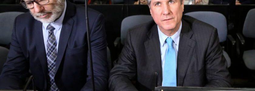 Elisa Carrió: «Boudou, pide una solución política o habla»